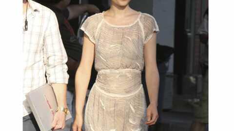 PHOTOS Les looks de Clémence Poesy dans Gossip Girl