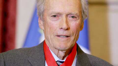 PHOTOS Clint Eastwood : commandeur de la légion d'honneur
