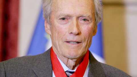 PHOTOS Clint Eastwood: commandeur de la légion d'honneur