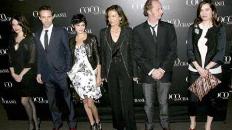 PHOTOS Première de «Coco avant Chanel»: stars au rendez-vous
