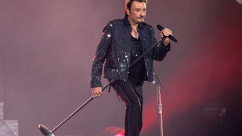 Johnny Hallyday : les photos de son concert au Stade de France