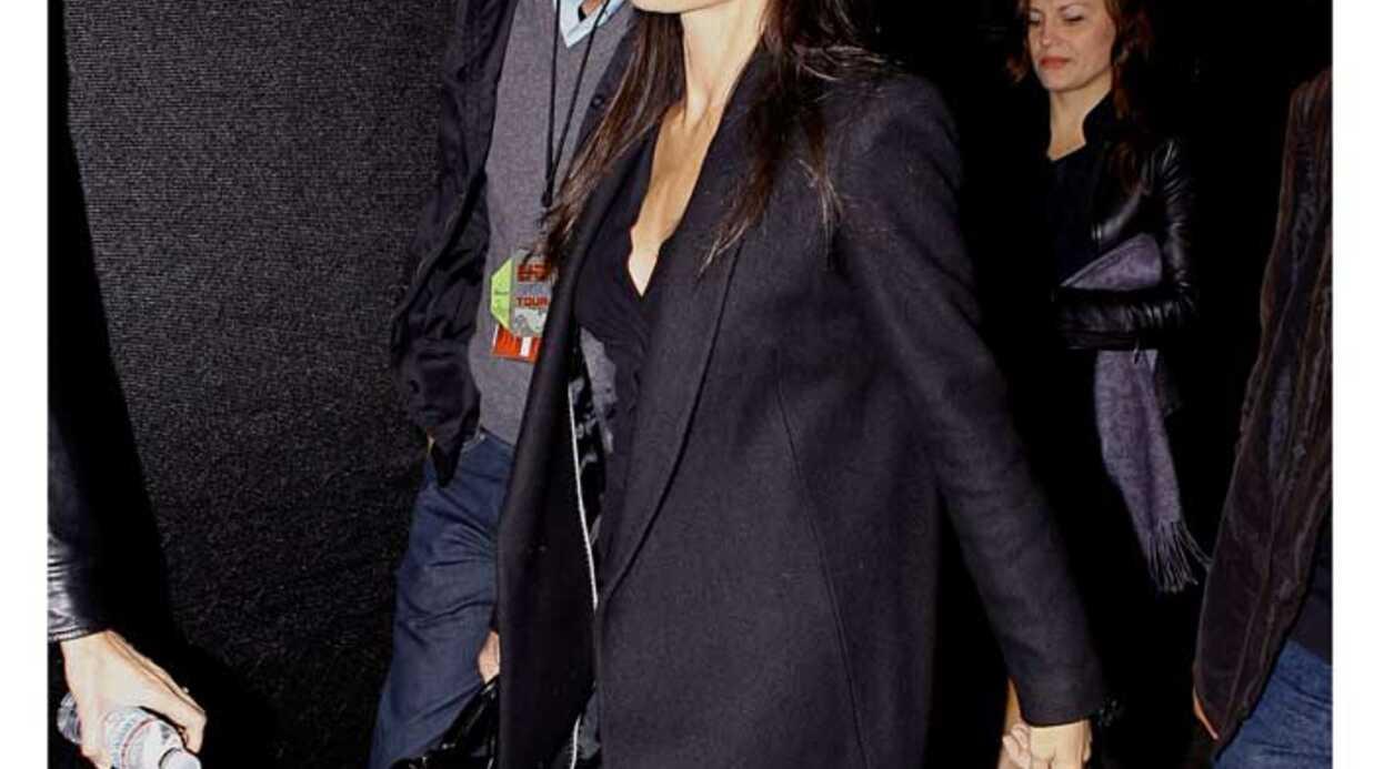 PHOTOS Les VIP invités au concert de U2