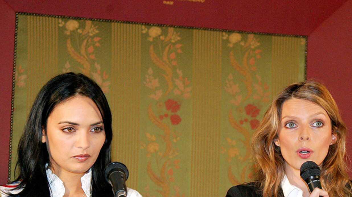 Miss France 2008 Une conférence sous haute tension