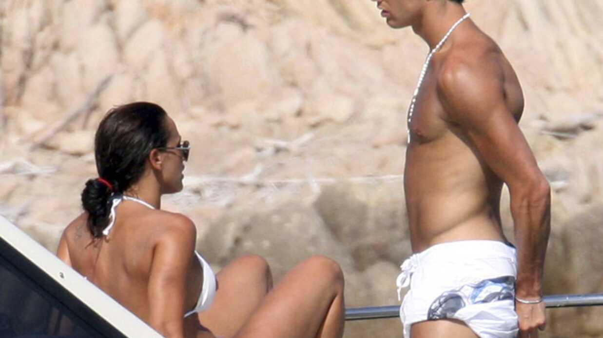 Cristiano Ronaldo Le feu de l'amour