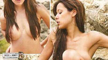 PHOTOS Daniela de Secret Story 3 nue dans New Look