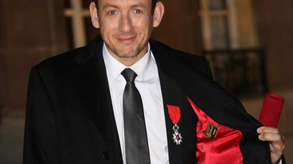 PHOTOS Dany Boon invite ses proches à l'Ely­sée
