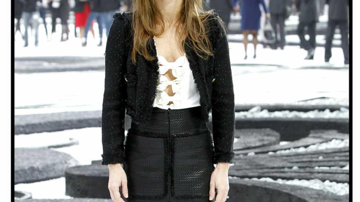 PHOTOS La crème de la crème au défilé Chanel