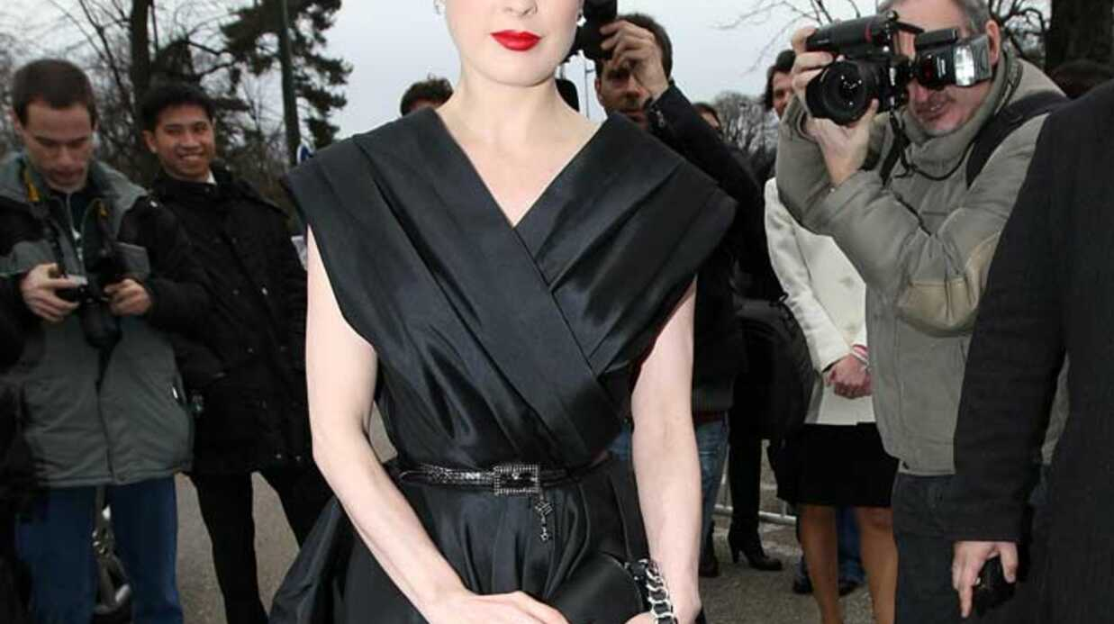 Défilé Printemps-Eté 2008 Dior, elles adooooorent!