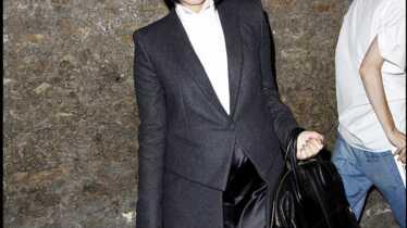 Sombres héros pour Givenchy