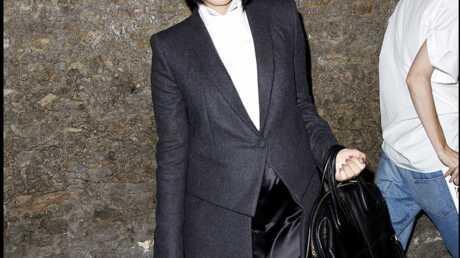 PHOTOS: Les people en noir pour Givenchy