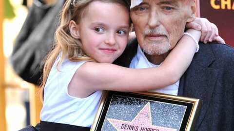 PHOTOS Dennis Hopper reçoit son étoile sur Hollywood Boulevard
