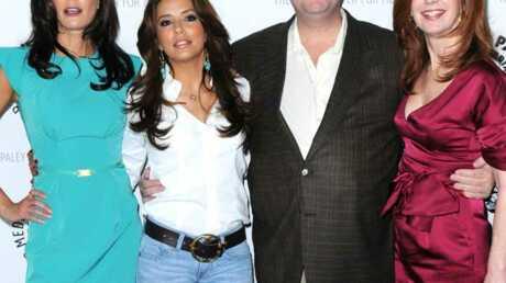 PHOTOS Les stars de Desperate Housewives entourent Marc Cherry