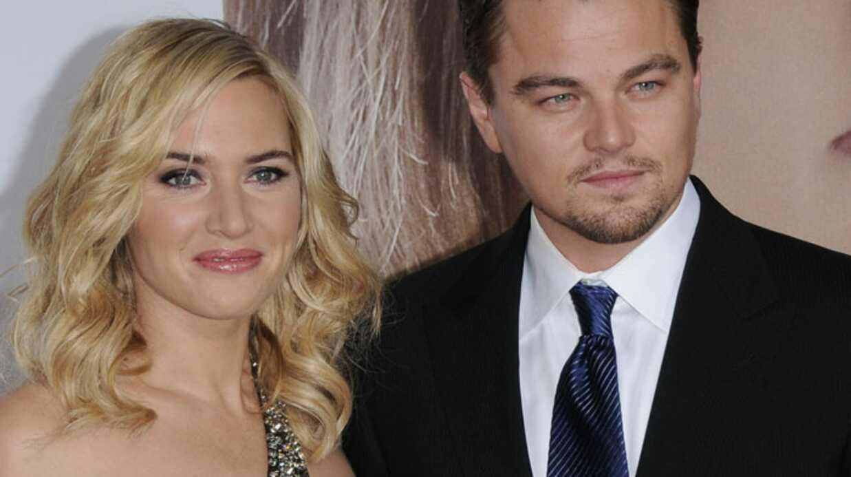 PHOTOS Leonardo DiCaprio et Kate Winslet réunis
