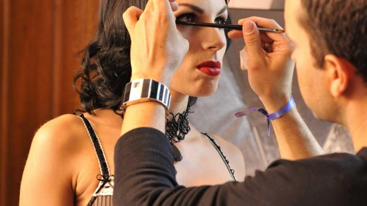 PHOTOS – Maquillage de Star – Dita Von Teese