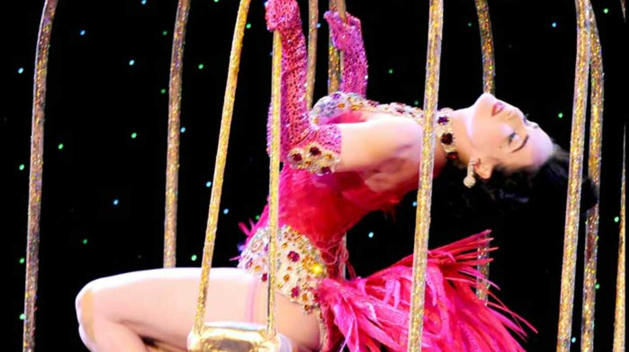 PHOTOS Dita Von Teese terriblement sexy dans son nouveau show