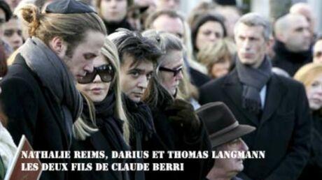 PHOTOS Enterrement de Claude Berri