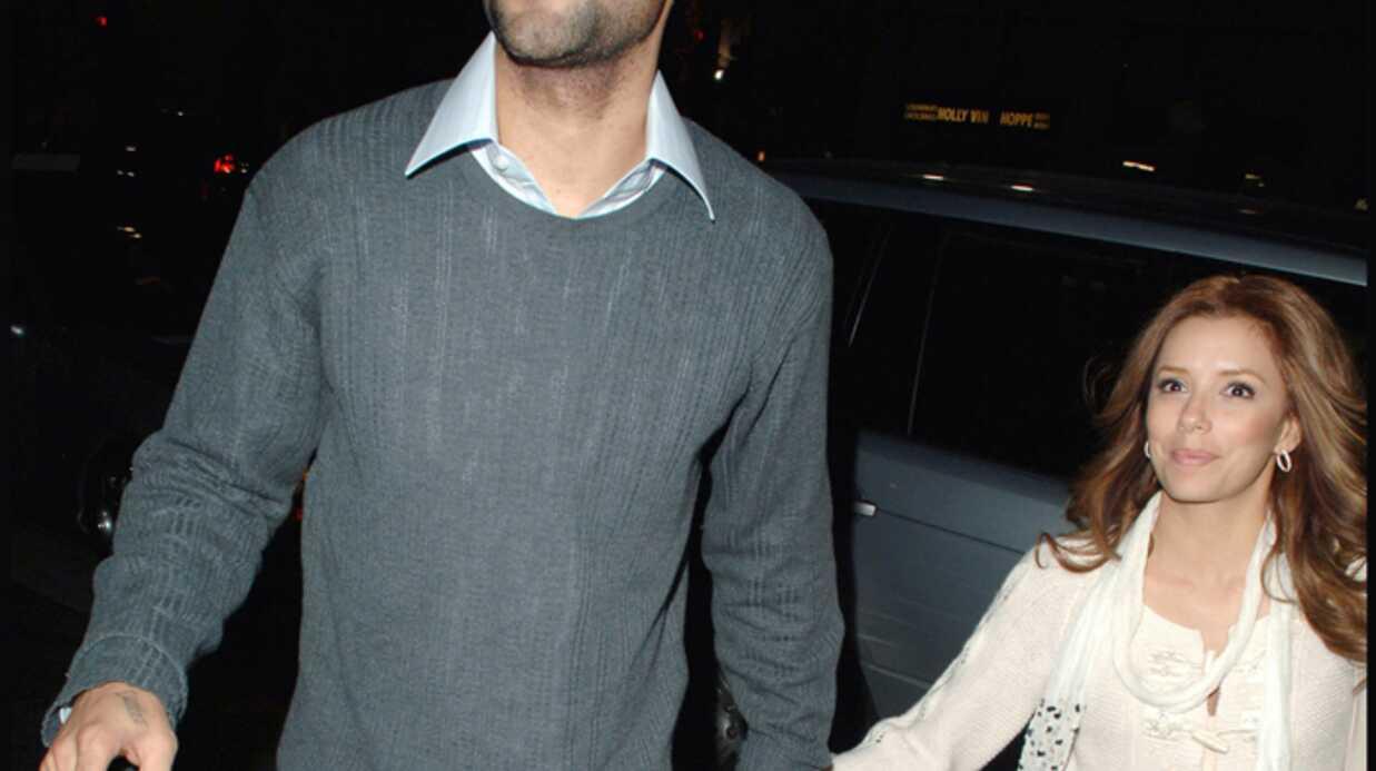 Eva Longoria & Tony Parker Visiblement ensemble!!!