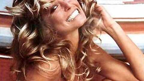 PHOTOS L'album photos de Farrah Fawcett