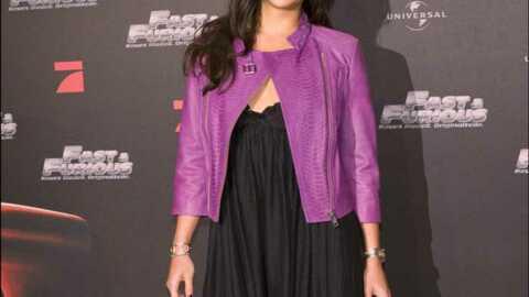 PHOTOS Michelle Rodriguez se lâche pour Fast and Furious