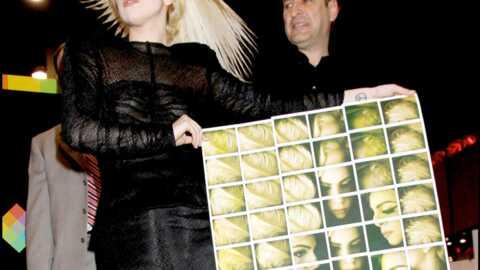 Lady Gaga: directrice artistique pour Polaroid