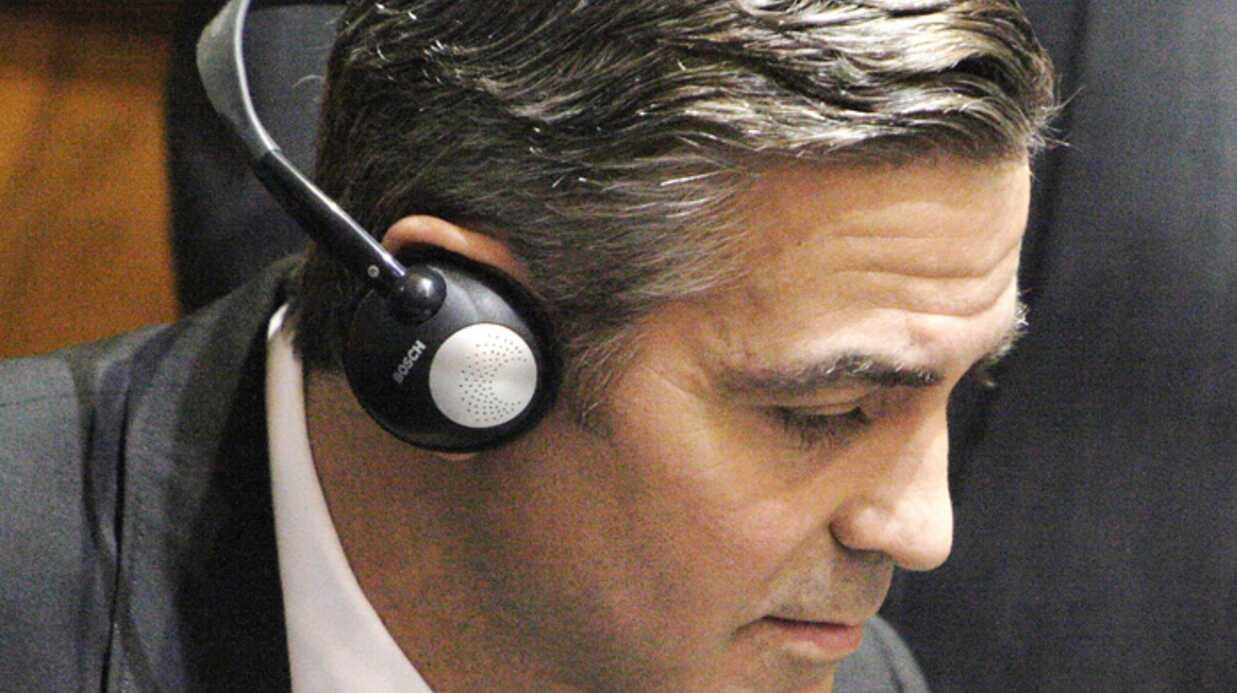 George Clooney Bientôt Prix Nobel de la paix?