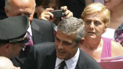 PHOTOS George Clooney : émeute au tribunal