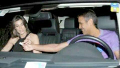 PHOTOS George Clooney et Elisabetta Canalis ne se quittent plus