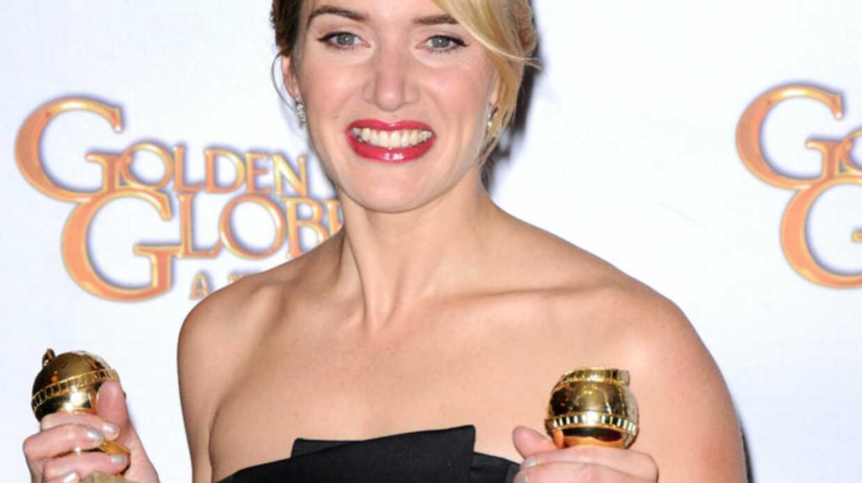 PHOTOS Golden Globes gagnants: Kate Winslet et Heath Ledger