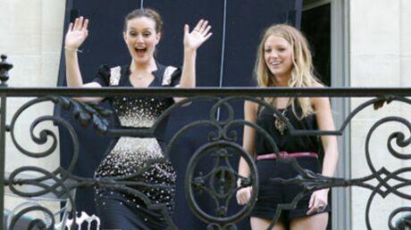 PHOTOS 4ème jour de tournage de Gossip Girl à Paris