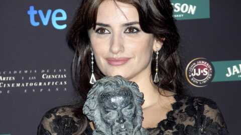 PHOTOS Goyas 2009 : Penelope Cruz sublime