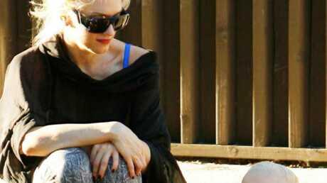 Gwen Stefani complètement folle de son fils Zuma