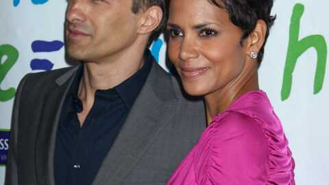 PHOTOS Halle Berry et Olivier Martinez tendres et complices