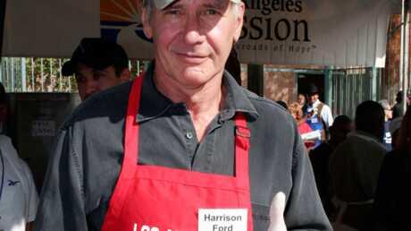 Harrison Ford Les sans-abri lui disent merci!
