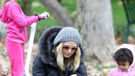 PHOTOS Heidi Klum, Seal et leurs enfants s'éclatent au parc
