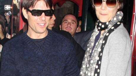 Halloween: Tom Cruise et Katie Holmes déguisés