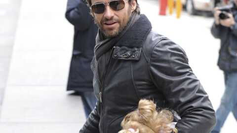 PHOTOS Hugh Jackman le plus sexy des papas poules