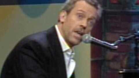 PHOTO les secrets de Dr House, alias Hugh Laurie