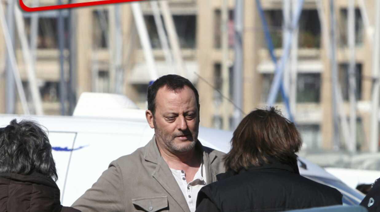 PHOTOS – Jean Reno et Richard Berry en tournage à Marseille