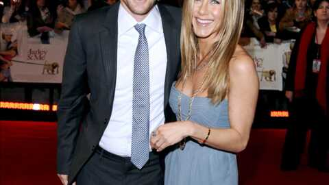 PHOTOS Jennifer Aniston et Owen Wilson en tournée en Europe