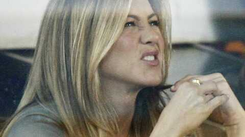 PHOTOS Jennifer Aniston passe par toutes les émotions