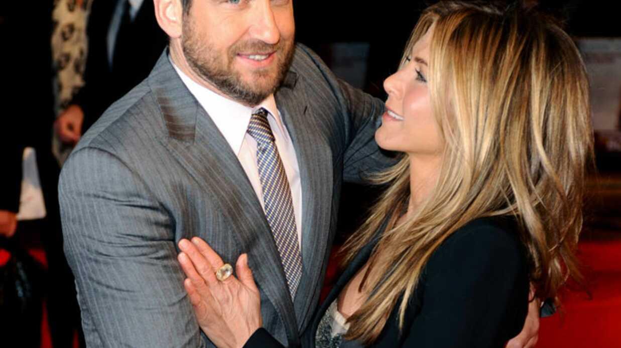 PHOTOS Jennifer Aniston et Gerard Butler très complices