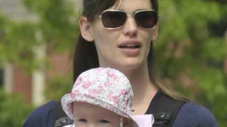 PHOTOS Jennifer Garner à Boston avec ses deux filles