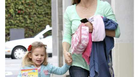 PHOTOS Jennifer Garner et Violet, girly en pastel