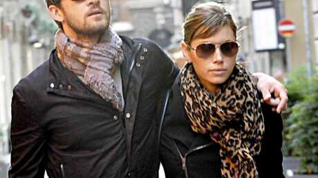 Jessica Biel et Justin Timberlake en séjour love à Rome