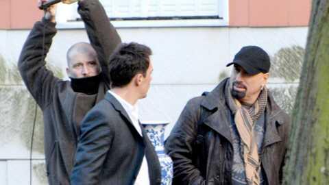 PHOTOS  John Travolta toujours en banlieue