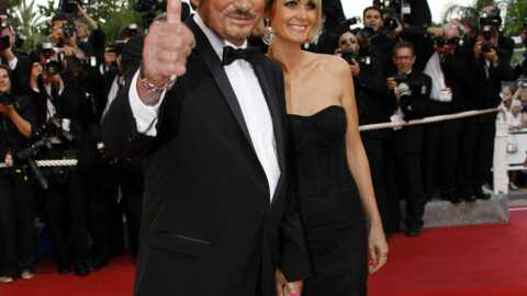 PHOTOS Johnny Hallyday : Cannes lui a déroulé le tapis rouge