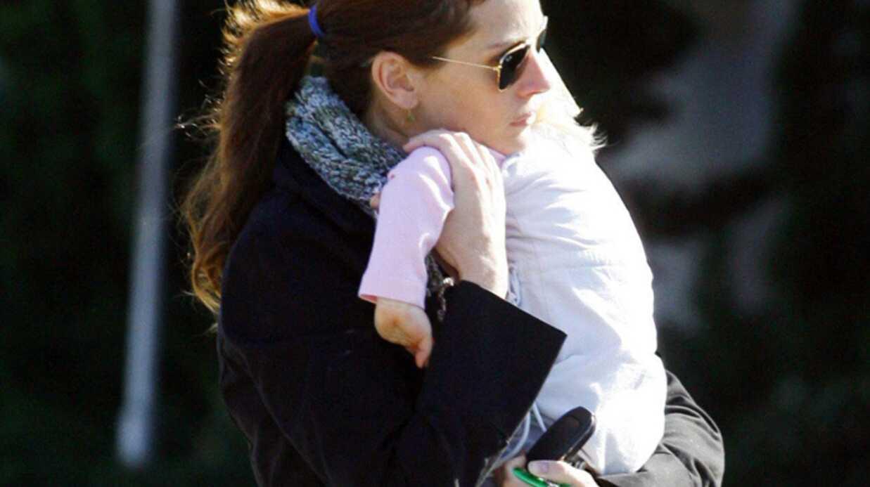 Julia Roberts Aux urgences avec sa fille
