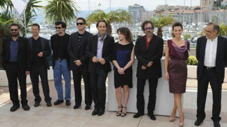Festival de Cannes: première séance photo pour le jury