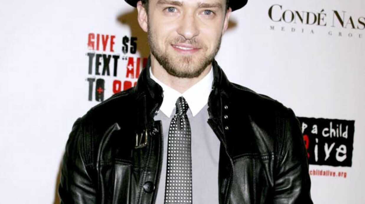 PHOTOS Justin Timberlake, le style en six photos