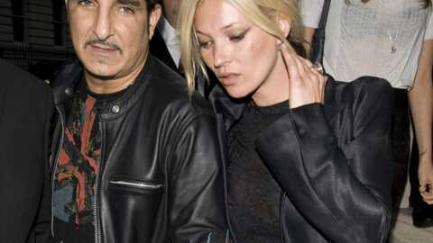 PHOTOS Kate Moss au bras de son ami James Brown